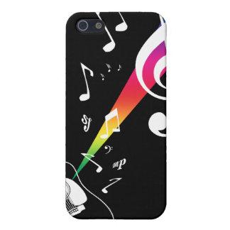 ¡Amante de la música! iPhone 5 Funda