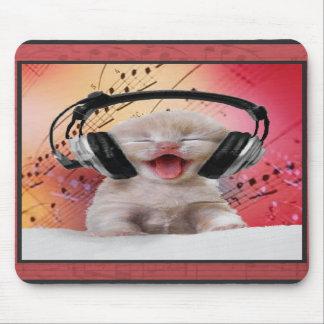 Amante de la música nacido Mousepad