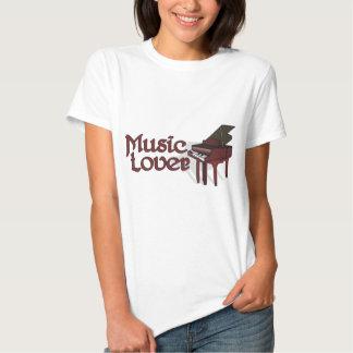Amante de la música polera