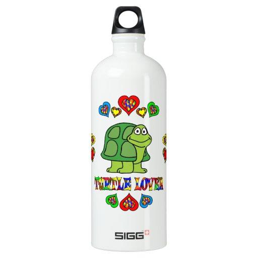 Amante de la tortuga
