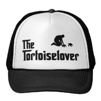 Amante de la tortuga gorro de camionero