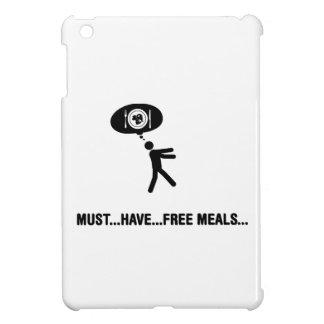 Amante de las comidas libres iPad mini funda