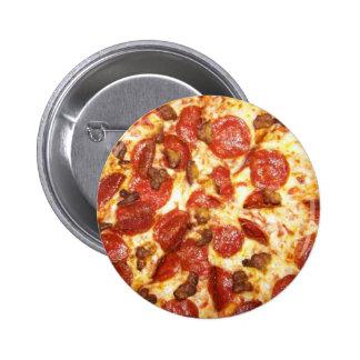 Amante de los salchichones y de la pizza de salchi pin