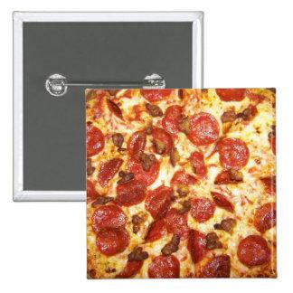 Amante de los salchichones y de la pizza de salchi pins