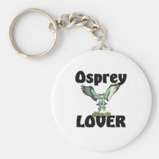 Amante de Osprey Llavero Personalizado