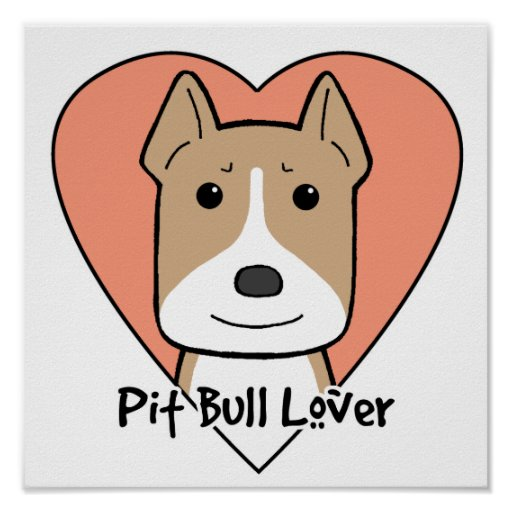 Amante de Pitbull Impresiones
