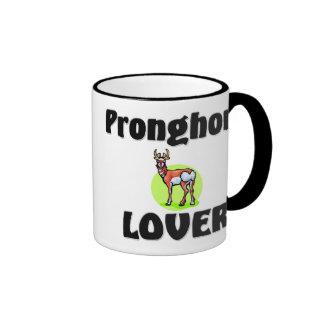 Amante de Pronghorn Taza
