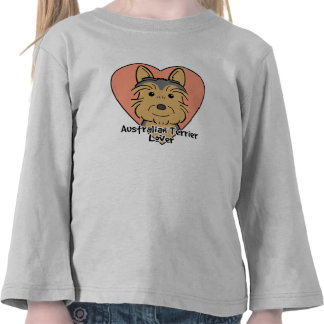 Amante de Terrier australiano Camiseta