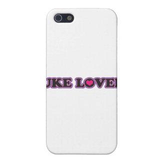Amante de Uke iPhone 5 Cárcasa