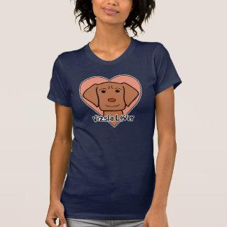 Amante de Vizsla Camiseta