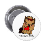Amante de Yorkie, Yorkshire Terrier Pins