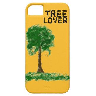¡Amante del árbol! Funda Para iPhone SE/5/5s