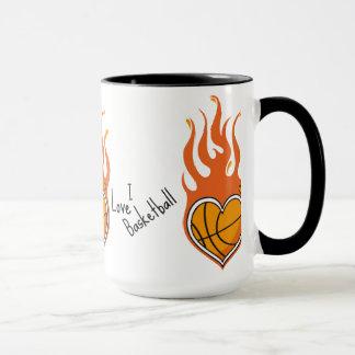 Amante del baloncesto - taza