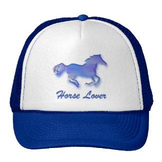 Amante del caballo gorra