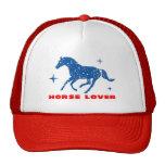 Amante del caballo gorro