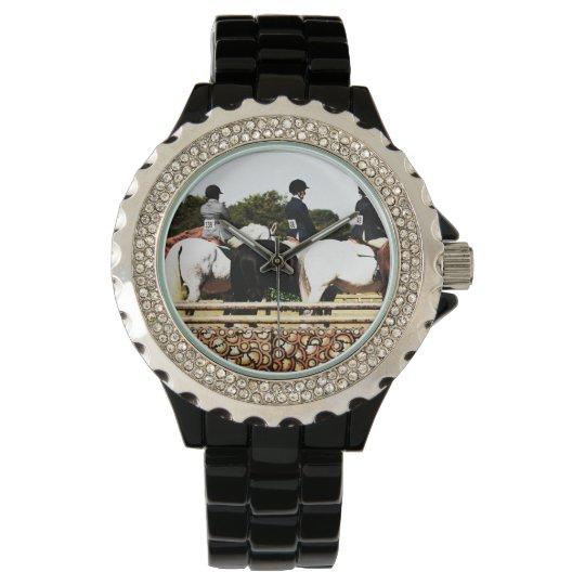 Amante del caballo relojes de mano