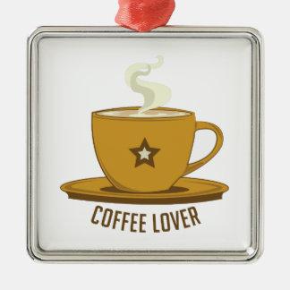Amante del café ornatos