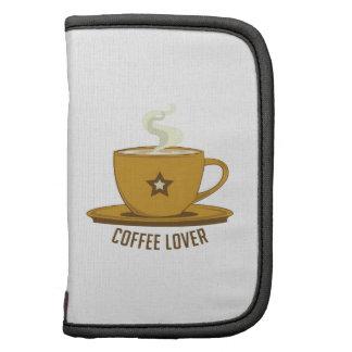 Amante del café planificador