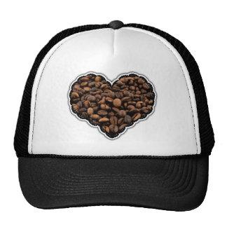Amante del café gorros