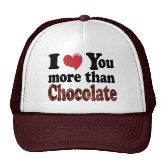 Amante del chocolate