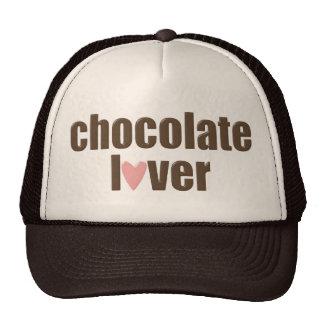 Amante del chocolate gorro de camionero