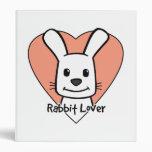 Amante del conejo