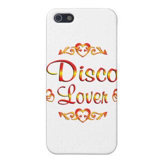 Amante del disco iPhone 5 carcasa