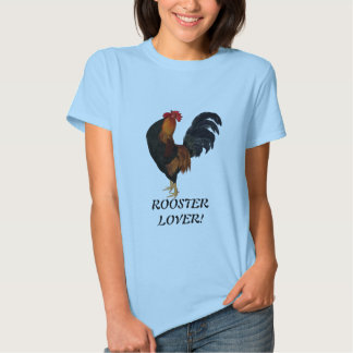 ¡AMANTE DEL GALLO! camiseta Polera