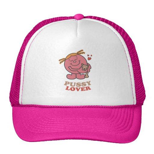 Amante del gatito gorras de camionero