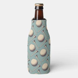 Amante del golf (vintage) enfriador de botellas