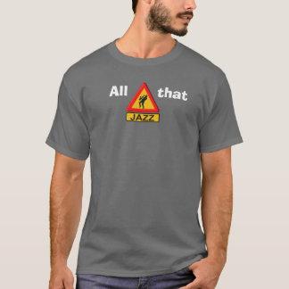 Amante del jazz - camiseta