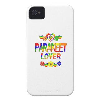 Amante del Parakeet Funda Para iPhone 4 De Case-Mate