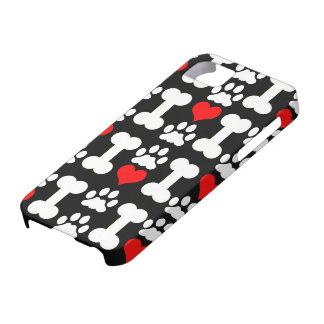 amante del perro iPhone 5 Case-Mate fundas