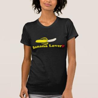amante del plátano remeras