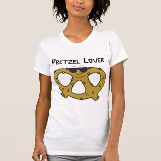 Amante del pretzel playera