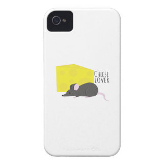 Amante del queso Case-Mate iPhone 4 cobertura