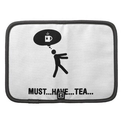 Amante del té planificador