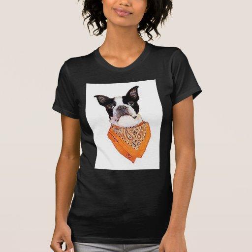 amante del terrier de Boston Camiseta