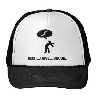 Amante del tocino gorra