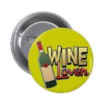 Amante del vino pins