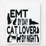 Amante EMT del gato Alfombrilla De Raton