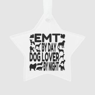 Amante EMT del perro