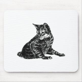Amante Gifts.jpg del gato Tapete De Ratón