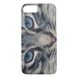 Amante lindo hermoso del animal del gatito del funda iPhone 7