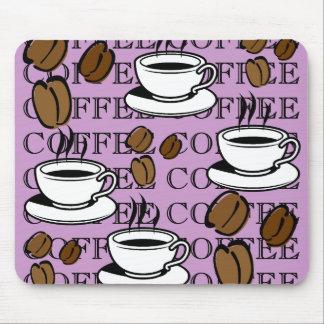 Amante Mousepad del café Tapetes De Raton