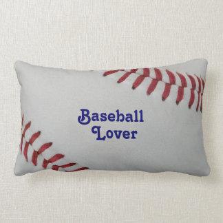 Amante perfecto del _Baseball de Fan-tastic_pitch Almohadas