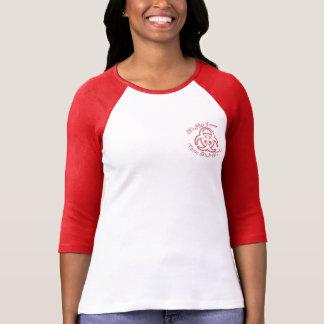 Amante rojo de Mudder Tee Shirt