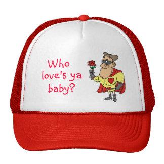 Amante secreto gorras de camionero