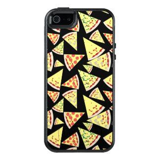 Amantes al azar dinámicos de la pizza del modelo funda otterbox para iPhone 5/5s/SE