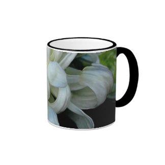 Amantes de la flor taza